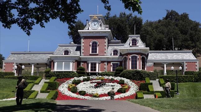 Neverland, el rancho de Michael Jackson, de nuevo a la venta