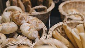Imagen de archivo de una panadería de Barcelona.