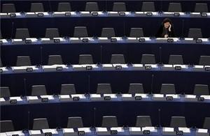 Parlamento Europeo, Estrasburgo.