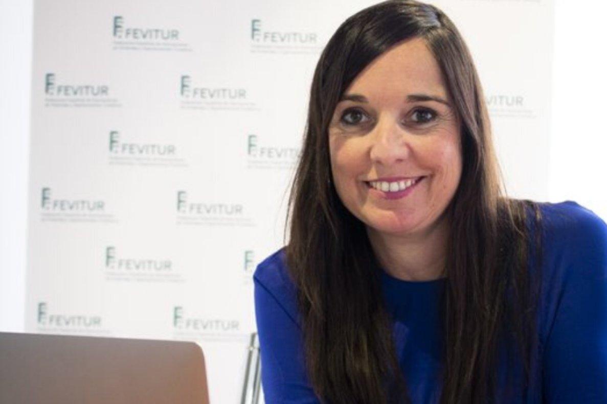 Patricia Valenzuela esdirectora de FEVITUR.