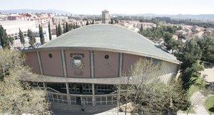 El Pavelló Municipal d'Esports de Sabadell substitueix la il·luminació tradicional per llums tipus led
