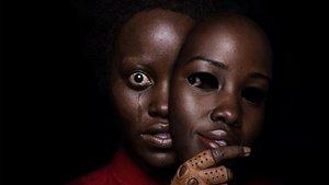 Lupita Nyong'o, en el cartel de 'Us'.