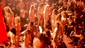 'Performance' en la discoteca Space Electronic de Florencia, en 1969