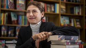 Pilar Reyes, directora de la división literaria de Penguin Random House.