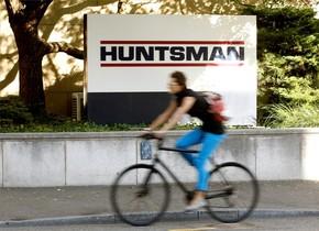 Planta de Huntsman en Basilea, Suiza.
