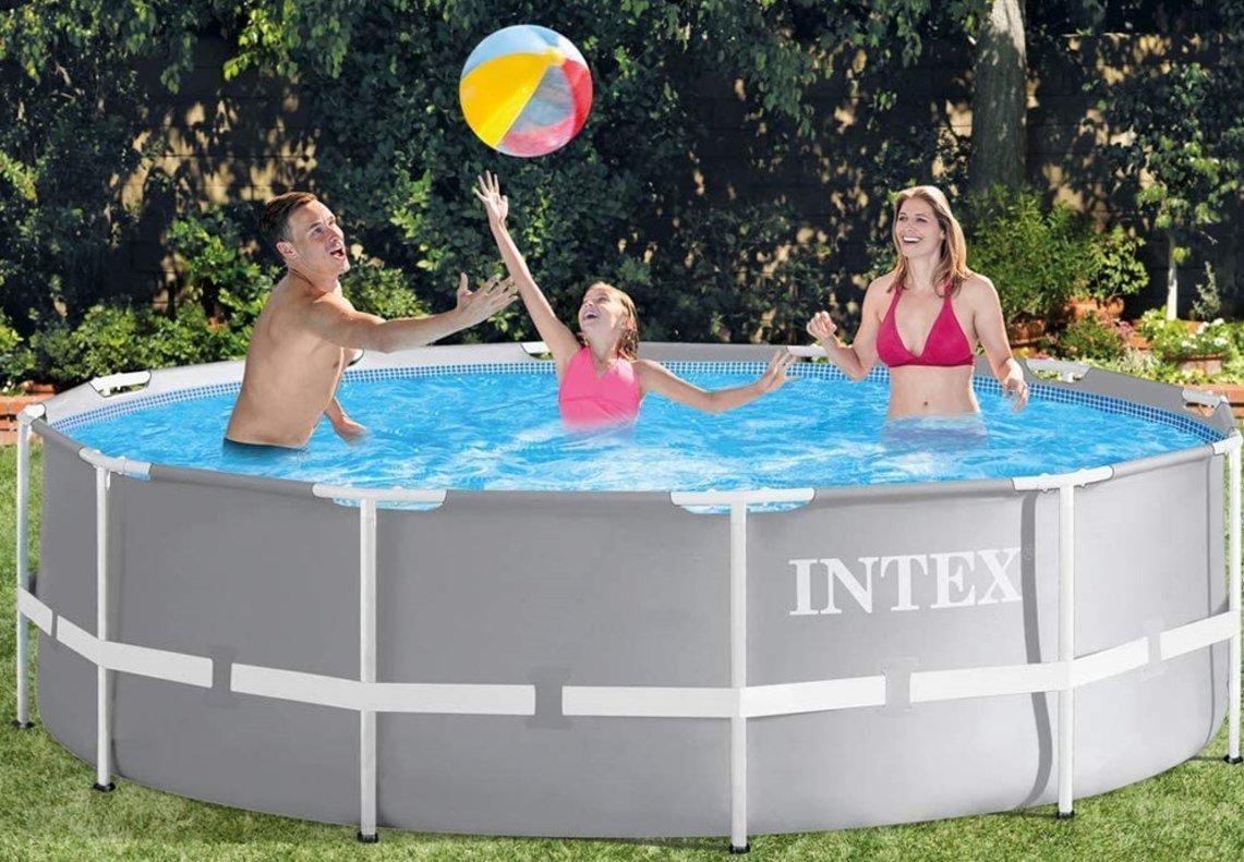 Las mejores piscinas hinchables y desmontables para este verano