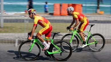 Con el sueño olímpico de Valverde
