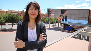 Raquel Sánchez, alcaldessa de Gavà.