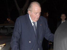 17/02/2020 El Rey Juan Carlos, en una reciente imagen de archivo