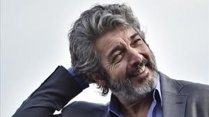 Ricardo Darín, en el festival de San Sebastián, que este año le otorga un premio Donostia a toda su carrera.