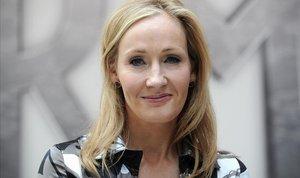 J.K.Rowling.