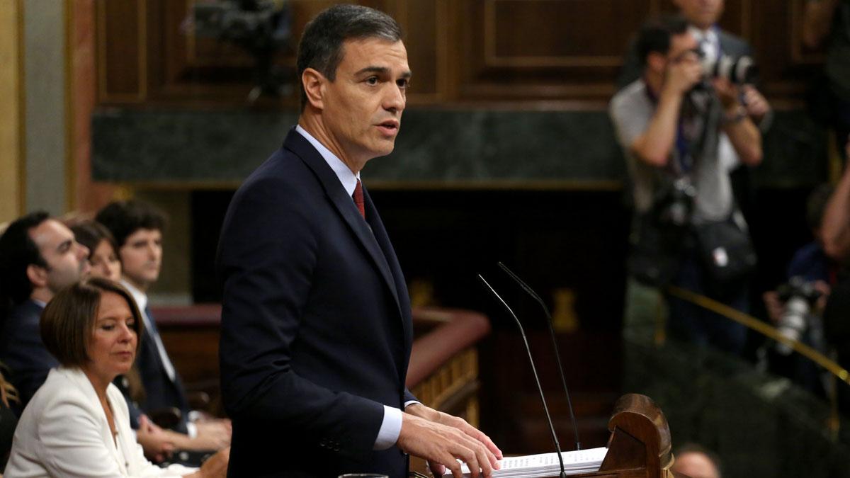 Sánchez apela a la responsabilidad y la generosidad para evitar el bloqueo.