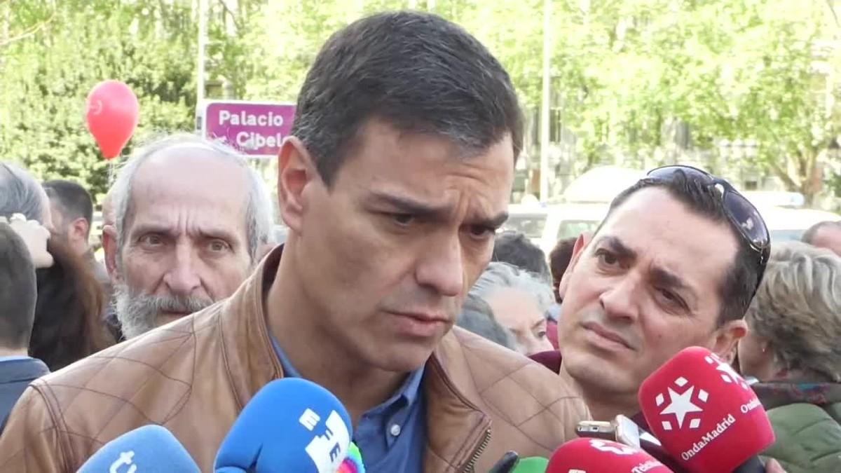 Sánchez ha pedido hoy al ministro de Justicia, Rafael Catalá, que aclare si tiene alguna acusación contra el magistrado Ricardo Javier González.