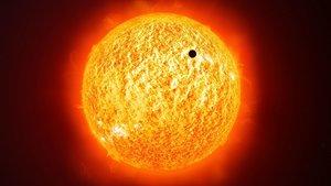 Mercuri passarà per davant del Sol dilluns, una cosa que no es repetirà fins al 2032