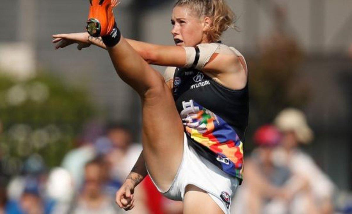 Futbolista australiana denunció acoso sexual por una fotografía