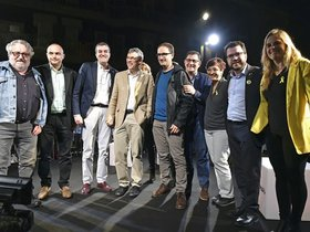 El candidat d'ERC a l'alcaldia de Mataró no descarta pactes amb partits no independentistes