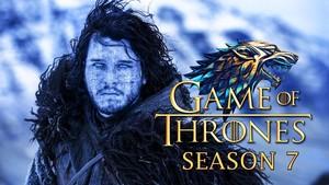 imagen promocional de la nueva entrega de la serie 'Juego de tronos', que emitirán en España las plataformas Movistar+ y HBO.