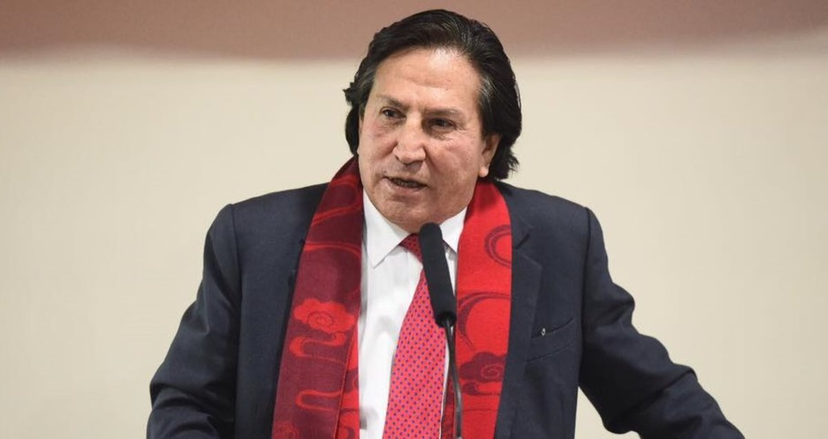 Alejandro Toledo.