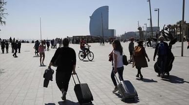 Catastro y turistas