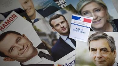 Francia, reflejo de la crisis europea