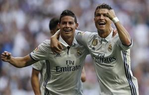 El Madrid pateix però acaba golejant (4-1)