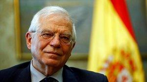 """Rússia cita l'ambaixador espanyol per unes declaracions """"no amistoses"""" de Borrell a EL PERIÓDICO"""
