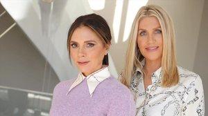Victoria Beckham crea una nueva línea cosmética junto aSarah Creal,a la que conoció durante su colaboración con la firma cosméticaEstée Lauder.