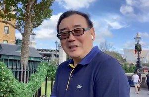 El escritor australiano Yang Hengjun, en una imagen de archivo.