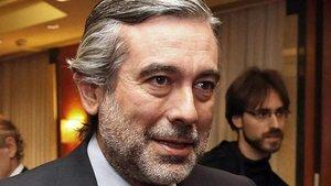 El juez Enrique López, nuevo consejero de Justicia de Madrid.