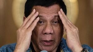 Duterte fue acusado en el pasado de dirigir escuadrones de la muerte.