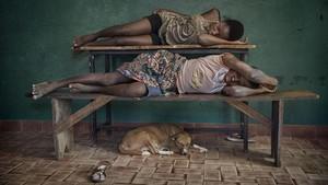Imagen del documental Niños esclavos, de Ana Palacios.