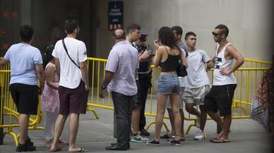 La falta de agentes lleva al límite a los Mossos d'Esquadra