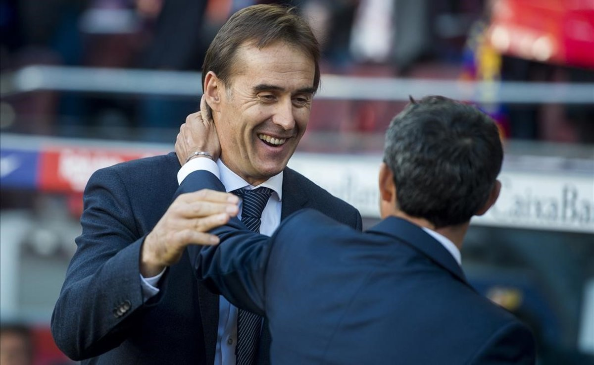 Lopetegui, nou entrenador del Sevilla