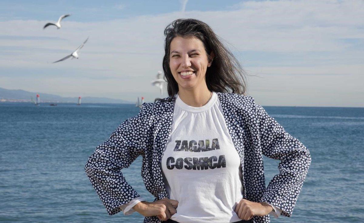 """Consol Llupià: """"Vull agrair a la balena tot el que ens ha ensenyat"""""""