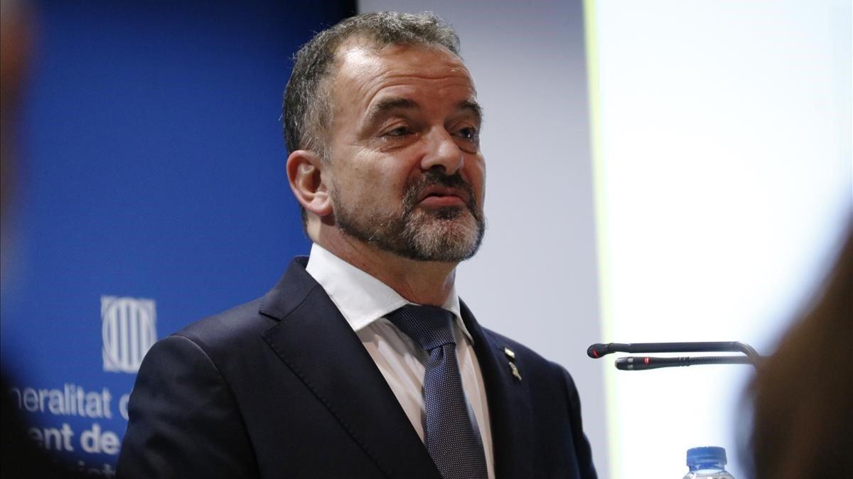 Bosch carrega contra el Govern per qüestionar el dictamen de l'ONU sobre els presos