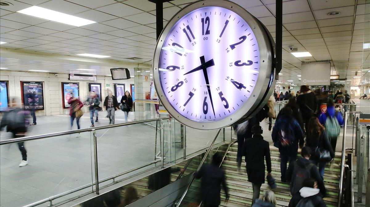 Reestructuració a Renfe abans de la liberalització del tren