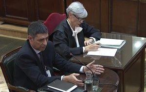 L'Audiència Nacional confirma que jutjarà Trapero