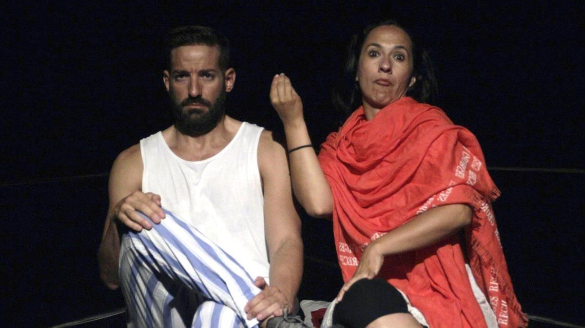 Karen Gutiérrez es la primera en transformarse en varias mujeres.