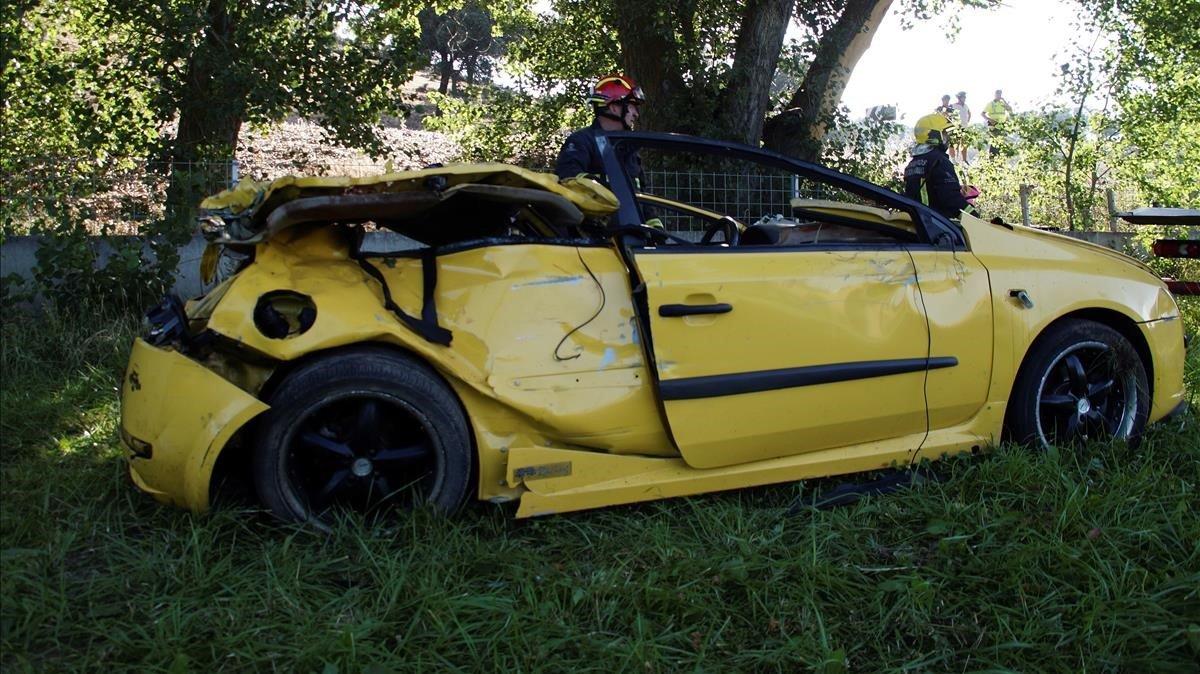 El conductor de l'accident mortal de Salamanca dona positiu en alcohol, cocaïna i amfetamines