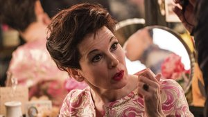 Renée Zellweger en el papel de Judy Garland.