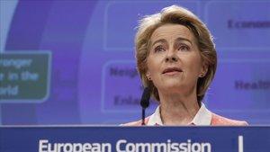 Veto de l'Eurocambra a dos candidats a comissaris de Von der Leyen