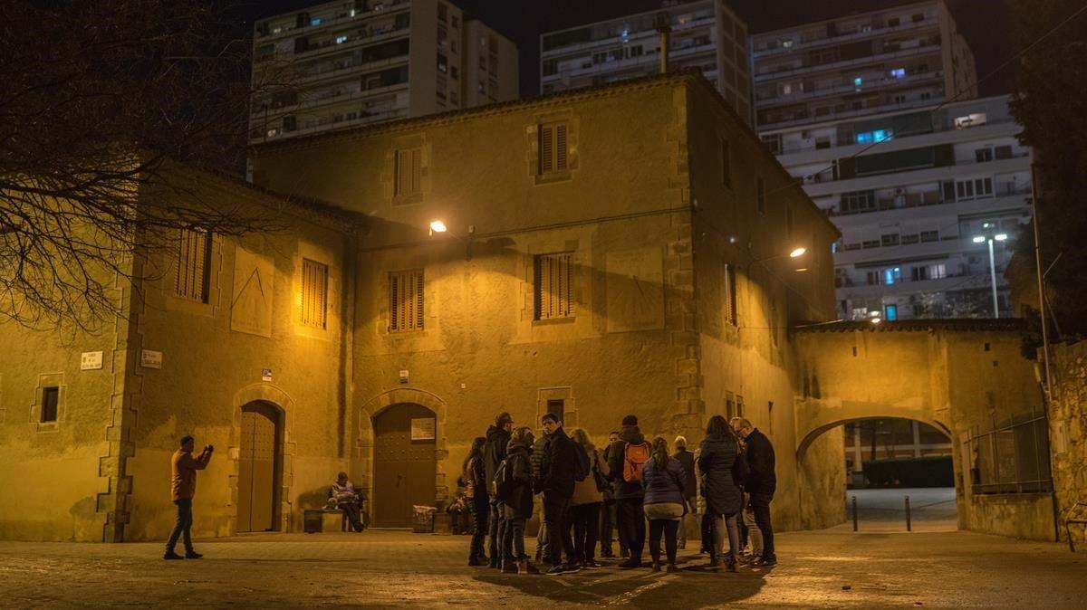 'Tour' per Sant Martí: encara hi ha carrers sense guiris