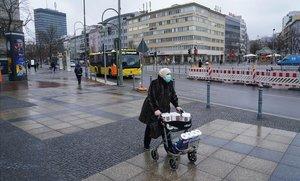 Alemanya s'apropa a la recessió per l'impacte del coronavirus