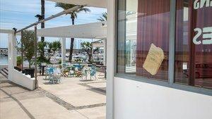 Desescalada ajornada a les Botigues de Sitges