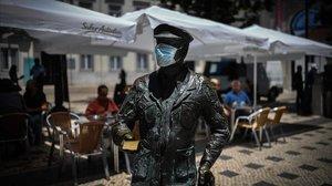 Portugal deixa de ser exemple amb la Covid i es posa al capdavant en nombre de contagis