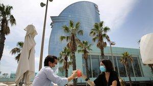 Barcelona triplica els nous contagis de Covid-19 en una setmana