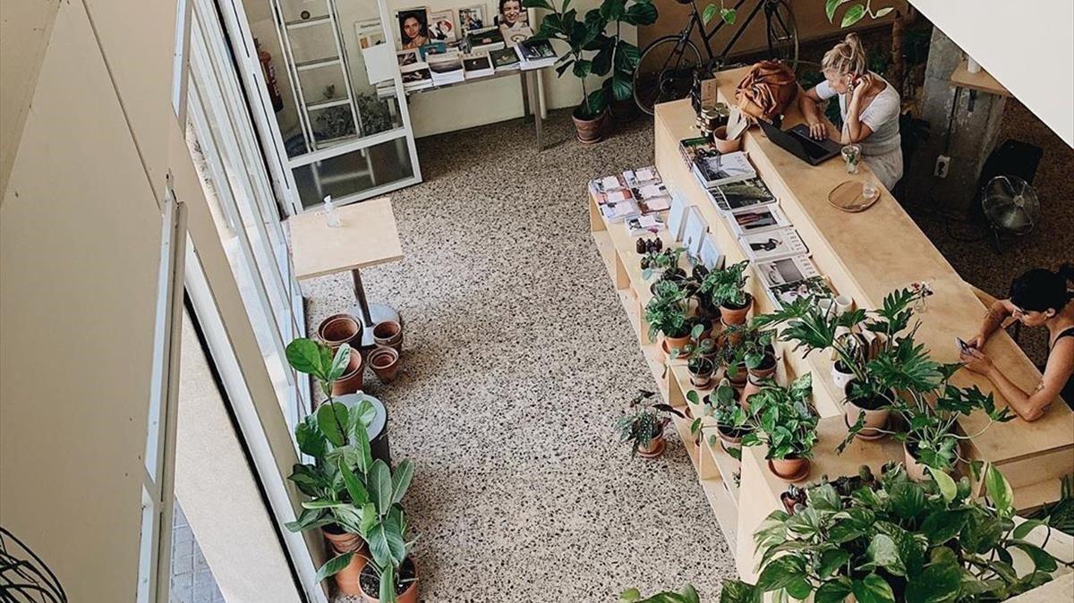 Orval: el cafè dels molt 'instagrammers'