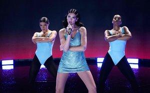 Dua Lipa, en los American Music Awards 2020.