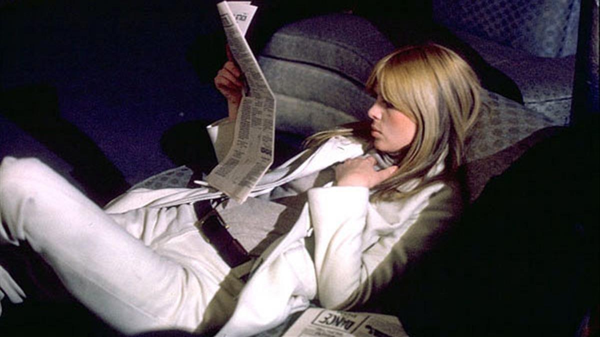 Nico, la cantautora, modelo y actriz alemana que fue musa en el Nueva York de los 60.