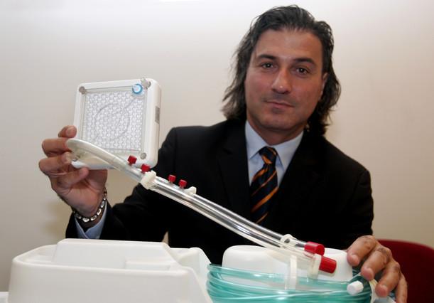El doctor Paolo Macchiarini, en una imagen de archivo del 2008.